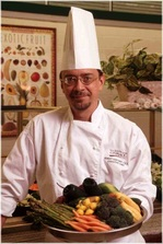 Robert Hartner, Executive Chef for Club Corp International at Cityplace, Dallas TX, 1992 - 2004